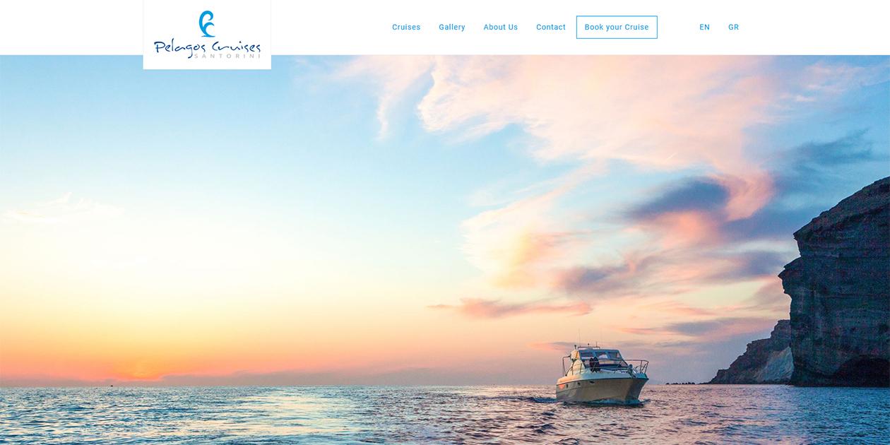 Pelagos Cruises Santorini